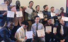 MANdatory Graduates Biggest Class to Date
