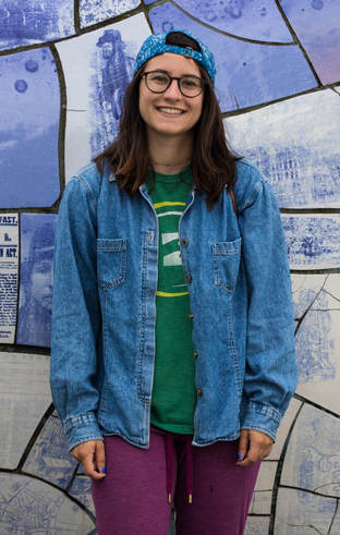 Alumna Takes Over Goodyear Gallery for Exhibit