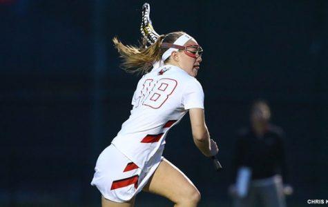 Women's Lacrosse Tops Saint Mary's