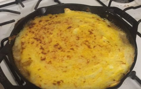Food for Thought: Shepherd's Pie