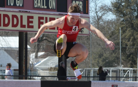 Track & Field Competes in Muhlenburg Invitational