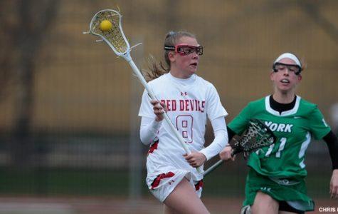Women's Lacrosse Tops Swarthmore