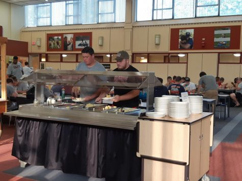 Pasta Bar, Sparkling Water Among Caf Updates