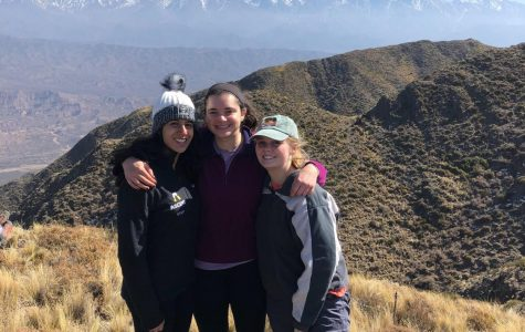 Letters from Abroad: Acclimating to Argentina