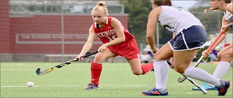 Field Hockey Falls to York,  Defeats Lebanon Valley