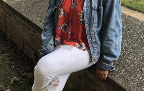 Fashion Column: Jenna Blair ' 22