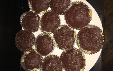 Batter Up: Dairy-Free Caramel-Heart Cupcakes