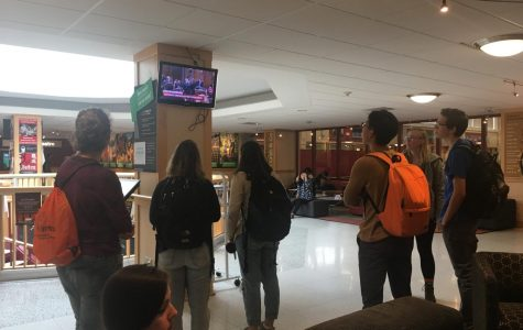 Students, Campus React to Kavanaugh Nomination, Allegations, Investigation