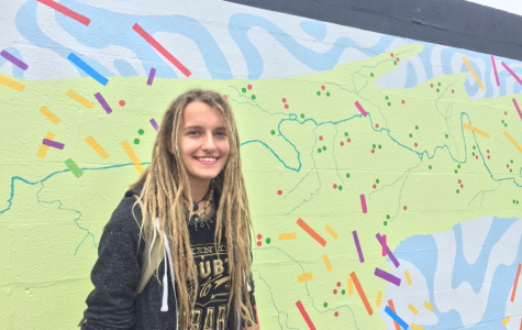 Mural Integrates Art and Science