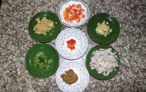 Food For Thought:  Khasi Ko Masu
