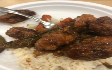 Caf Review:  General Tso's Chicken