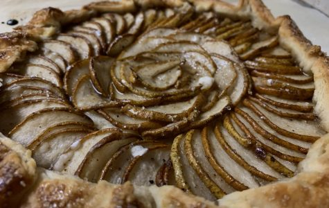 Batter Up: Fall Pear Galette