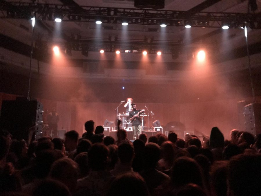 Annual Concert Has High Energy, Students Report