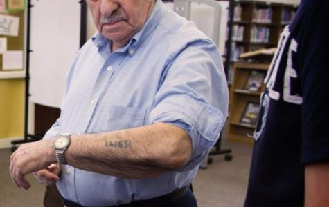 Holocaust Survivor Shares Story of Auschwitz and Life Since