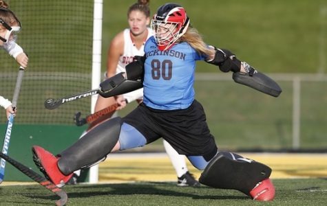 Field Hockey Ends Season Optimistically