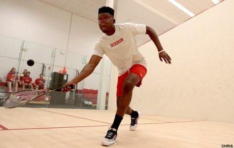 Men's Squash Has Difficult Start to Season