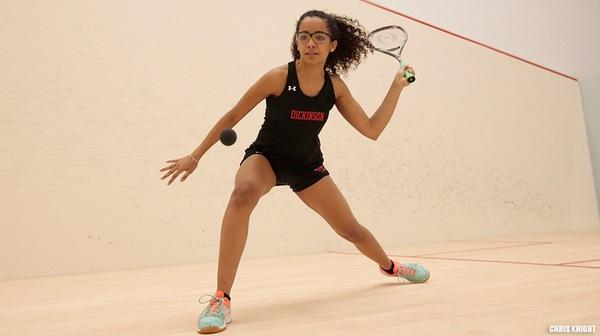 Women's Squash Starts Season Strong