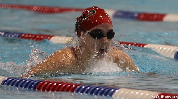 Women's Swimming Starts Strong