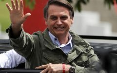 Brazil President-Elect Causes Concern