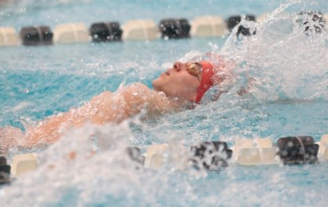 Men and Women's Swimming Place Third Overall at Gettysburg Invitational