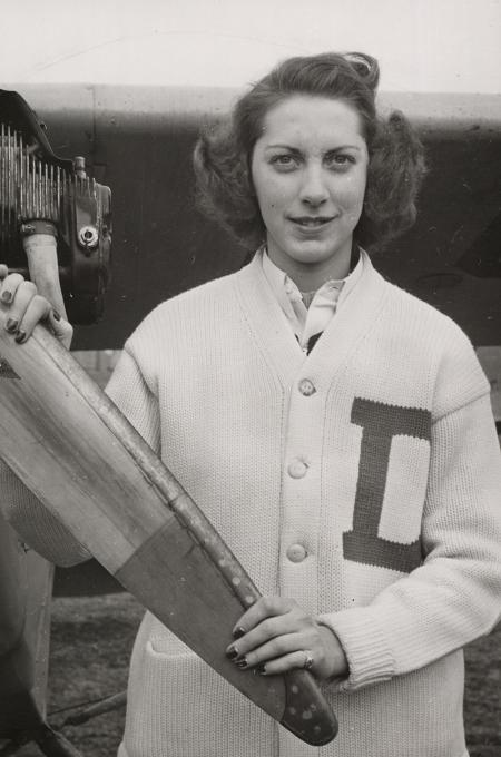 Red Devil of the Week:  Alice Abbott '42