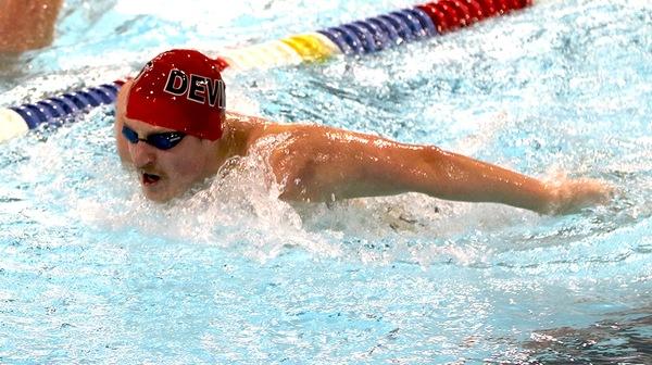 Men and Women's Swimming on Four-Meet Hot Streak