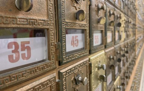 Dickinsonians Have Mixed Feelings about Obsolete HUB Mailboxes