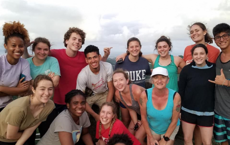 Hawaii Service Trip Brings Students Closer to Land, History