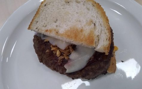 Caf Review:  The Patty Melt
