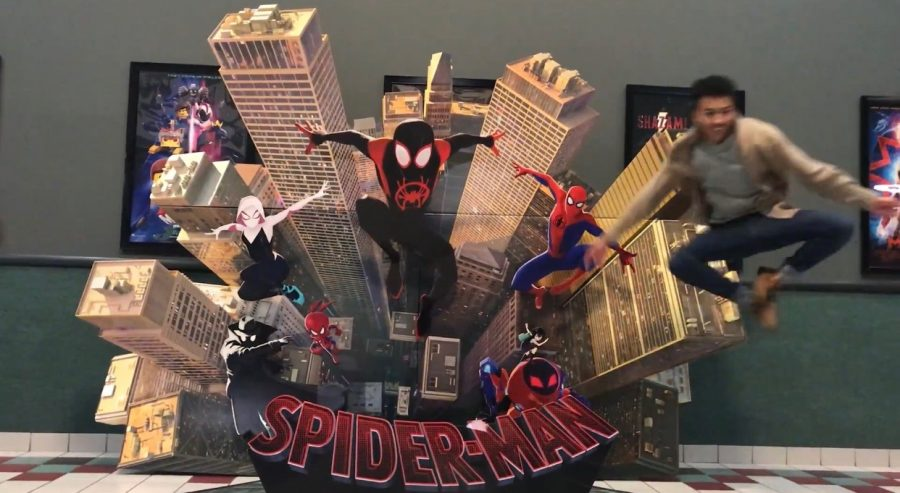 Let's Get Reel: Spider-Man: Into The Spider-Verse