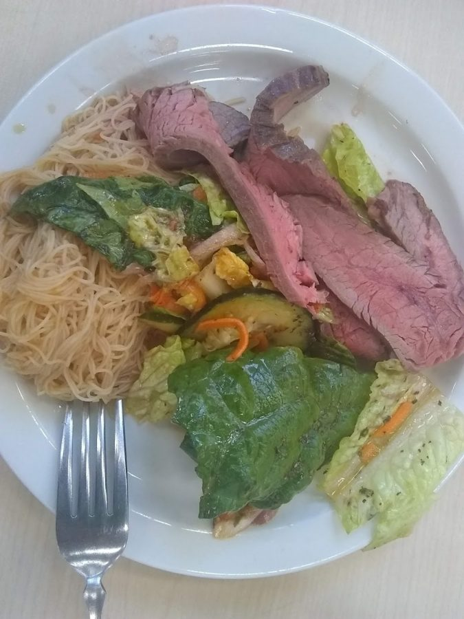 Caf+Review%3A++Vietnamese+Flank+Steak+Salad