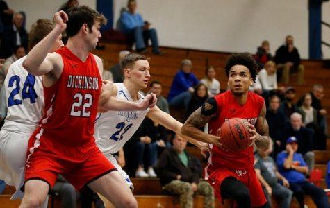 Men's Basketball falls to Muhlenberg, Haverford