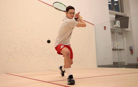 Men's Squash Competes in Mid-Atlantic Championships