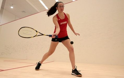Women's Squash Has a Weekend of Victories