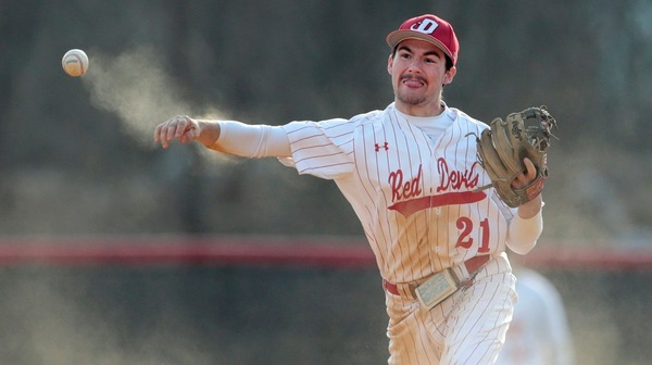 Baseball Tops Albright College in Double Header