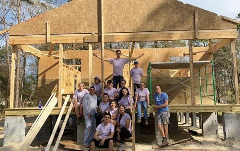 Spring Break Service Trips Provide Rewarding Experiences