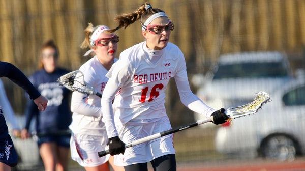 Women's Lacrosse Has Long Spring Break of Games