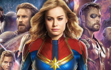Let's Get Reel:  Captain Marvel