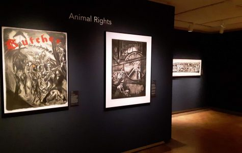 Discussion Held on Trout Gallery-Featured Artist Accused of Anti-Semitism