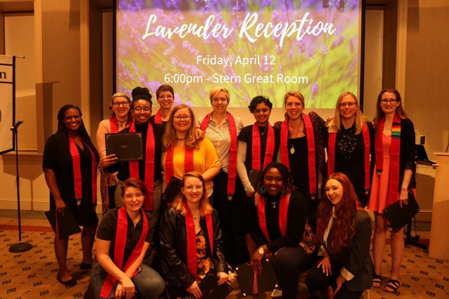 A Weekend of Queer Success:  LGBTQ Students Honored at Ceremonies