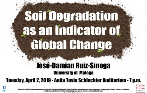 Professor Presents Research on Soil Degredation