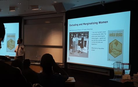 Women Marginalized in Science: Historian Presents Work