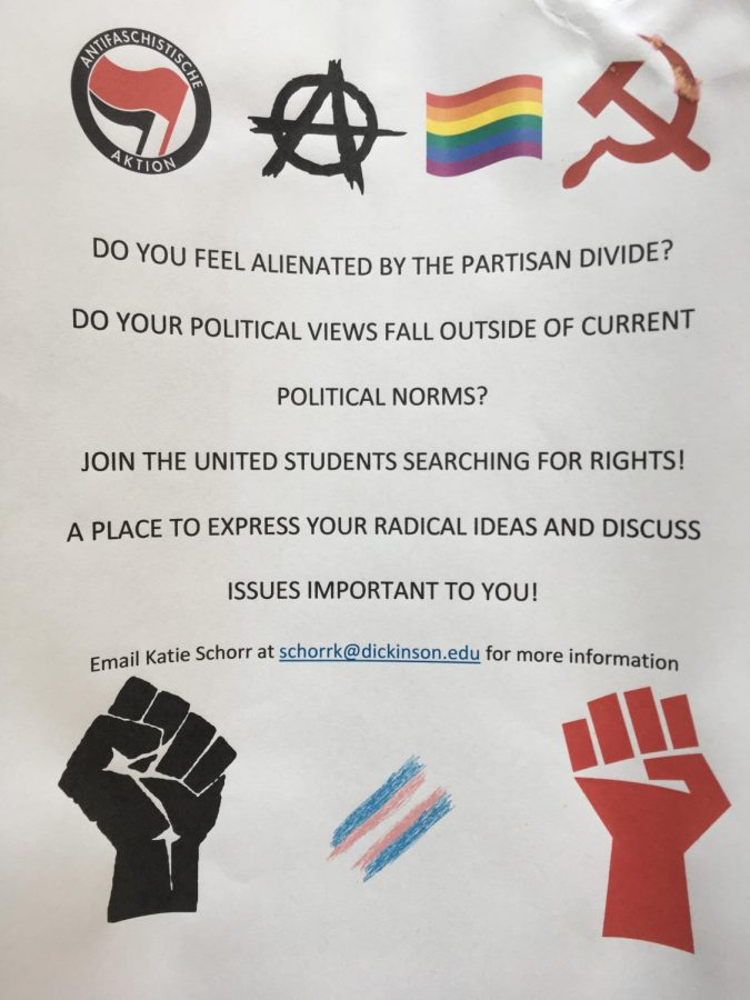 New Student Group Hopes to Broaden Campus Political Dialogue