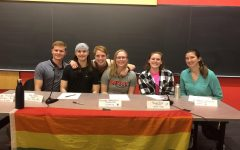 """There's a Huge Difference Between Toleration and Celebration"" LGBTQ Athletes Share Experiences During Panel"