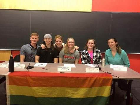 Students Advocate for Gender Inclusive Restrooms