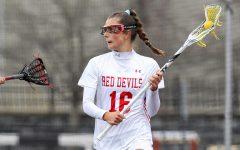 Women's Lacrosse Tops Muhlenberg