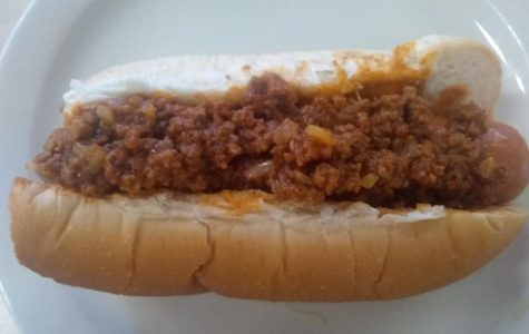 Caf Review: Hot Dogs and Toppings Bar