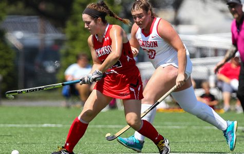 Field Hockey Tops Swarthmore for Overtime Victory