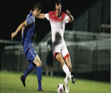 Men's Soccer Tops Rensselaer, Falls to Lebanon Valley