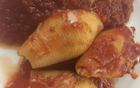 Caf Review: Stuffed Shells